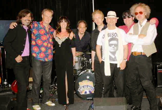 Wilburys with Vicki Michelle