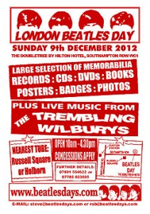 london beatles day dec 2012