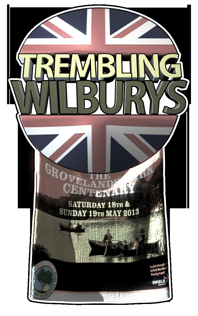 Trembling Wilburys at Grovelands